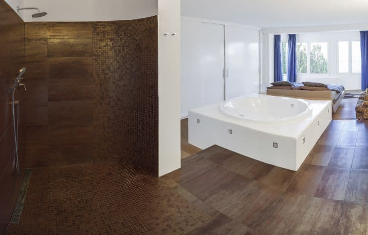 Bathroom Aging-In-Place Remodeling