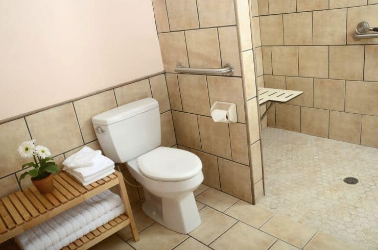 Aging-In-Place Toilets